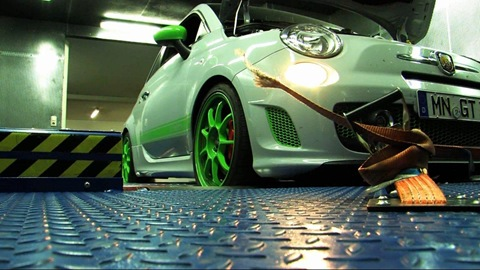 G-Tech RS-S tuning kit for Abarth 500 2