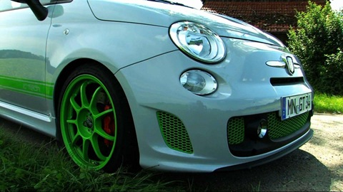G-Tech RS-S tuning kit for Abarth 500 4