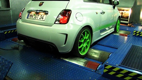 G-Tech RS-S tuning kit for Abarth 500 5