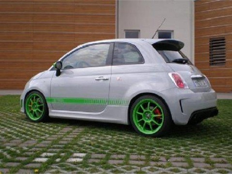 G-Tech RS-S tuning kit for Abarth 500 8