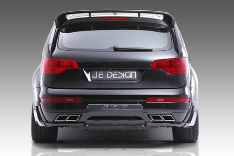 JE Design Q7 S-line widebody 2