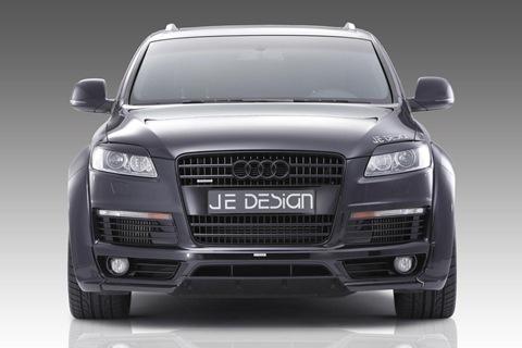 JE Design Q7 S-line widebody 3