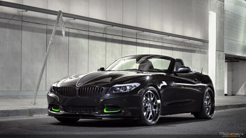 MWDesign Project Slingshot for BMW Z4 (E89) 13