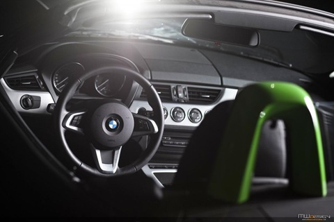 MWDesign Project Slingshot for BMW Z4 (E89) 5