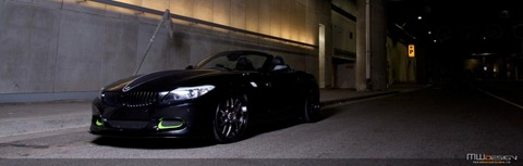 MWDesign Project Slingshot for BMW Z4 (E89) 7