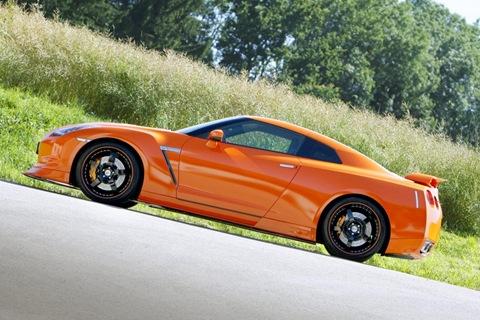Nissan GT-R tuned by Koenigseder 10