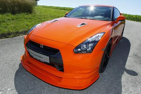 Nissan GT-R tuned by Koenigseder 11