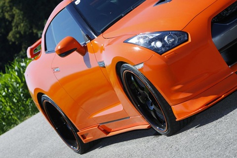 Nissan GT-R tuned by Koenigseder 14