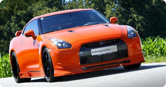 Nissan GT-R tuned by Koenigseder 15