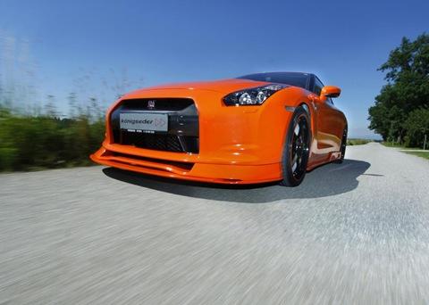Nissan GT-R tuned by Koenigseder 16