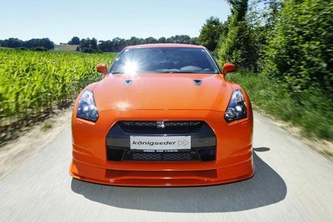 Nissan GT-R tuned by Koenigseder 17