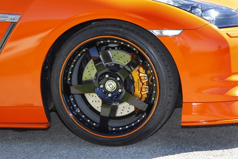 Nissan GT-R tuned by Koenigseder 4