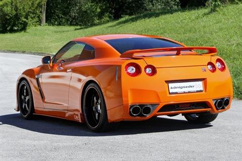Nissan GT-R tuned by Koenigseder 7