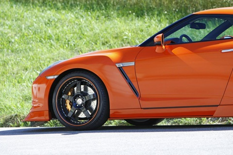 Nissan GT-R tuned by Koenigseder 9