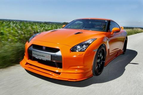 Nissan GT-R tuned by Koenigseder