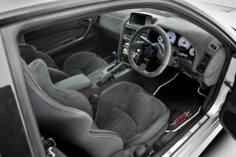 Nissan Skyline R34 GT-R by JAPO Motorsport2