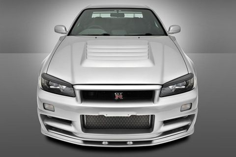 Nissan Skyline R34 GT-R by JAPO Motorsport3