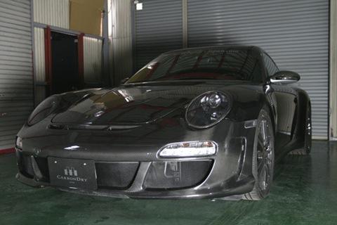 Porsche 997 Carbon Dry Japan (13)