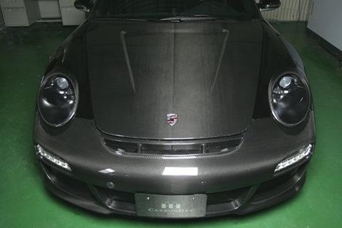 Porsche 997 Carbon Dry Japan (4)
