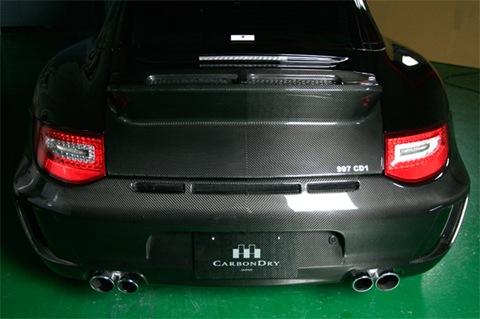 Porsche 997 Carbon Dry Japan (5)