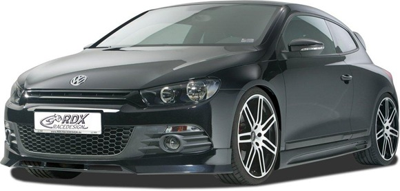 RDX Racedesign bodykit for VW Scirocco 3