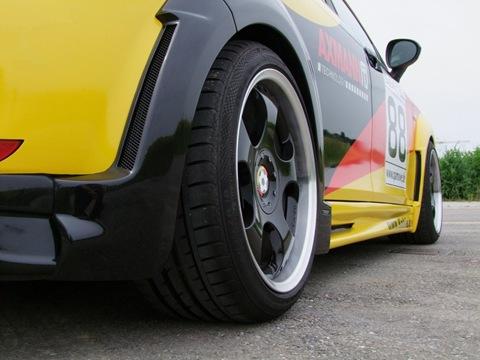 SEAT Leon Cupra R Deutschland by JE Design 1
