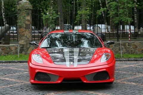 Status Design Studio SD SU35 tuning kit for Ferrari 430 10