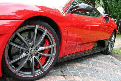 Status Design Studio SD SU35 tuning kit for Ferrari 430 11