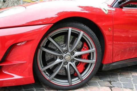Status Design Studio SD SU35 tuning kit for Ferrari 430  12