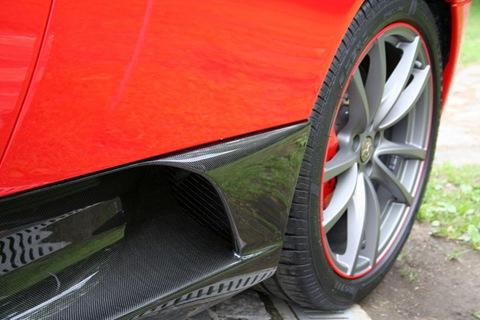 Status Design Studio SD SU35 tuning kit for Ferrari 430 14