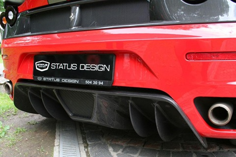 Status Design Studio SD SU35 tuning kit for Ferrari 430 21