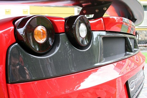 Status Design Studio SD SU35 tuning kit for Ferrari 430 23