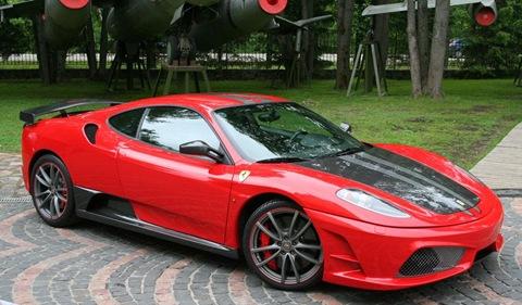 Status Design Studio SD SU35 tuning kit for Ferrari 430 31