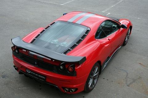Status Design Studio SD SU35 tuning kit for Ferrari 430 3
