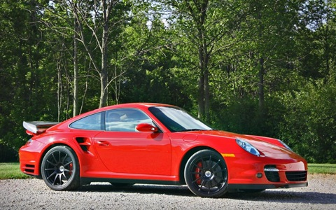 Switzer P800 package for Porsche 911 Turbo Tiptronic 9