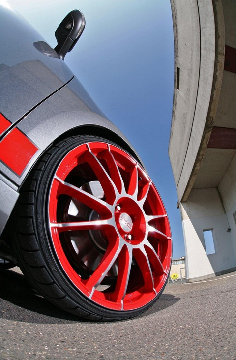 VW Golf VI R with 330 HP by Sport-Wheels 9