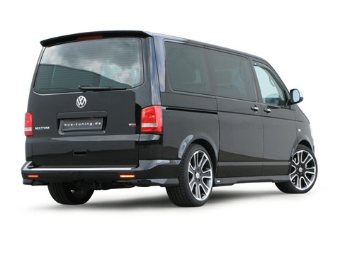Volkswagen T5 facelift body styling by RSL 2