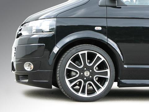 Volkswagen T5 facelift body styling by RSL 3