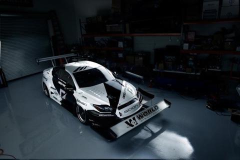 1100hp Scion tC AWD racer by Team NFS 3