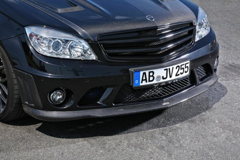 Mercedes C 250 CGI with VÄTH turbo kit 7