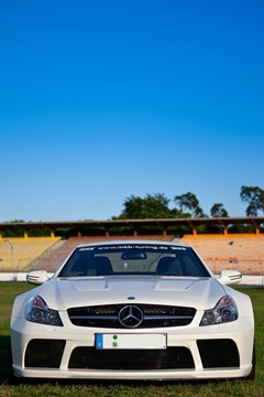 Mercedes SL 65 AMG Black Series by MKB 11