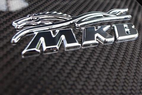 Mercedes SL 65 AMG Black Series by MKB 3