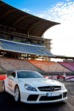 Mercedes SL 65 AMG Black Series by MKB 8