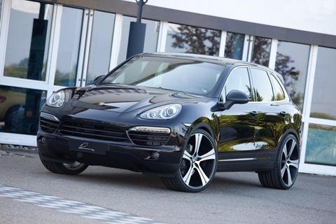 Porsche Cayenne II by Lumma Design 9