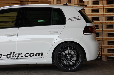 VW Golf R with 315hp by mcchip 12
