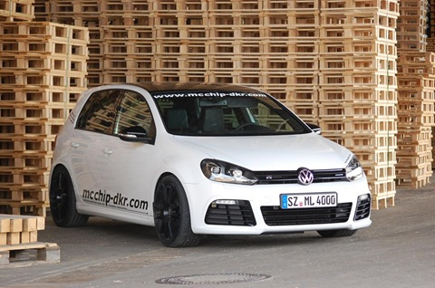VW Golf R with 315hp by mcchip 1