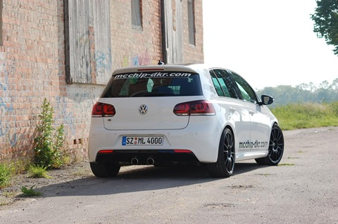 VW Golf R with 315hp by mcchip 3