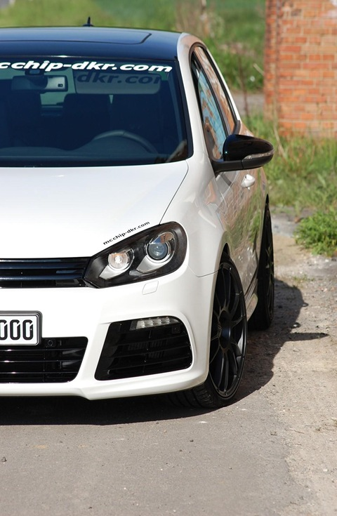 VW Golf R with 315hp by mcchip 4
