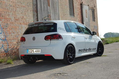VW Golf R with 315hp by mcchip 5