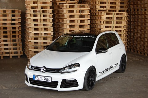VW Golf R with 315hp by mcchip 6